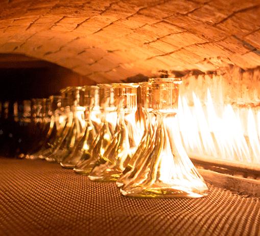 AFT Glass fireplace